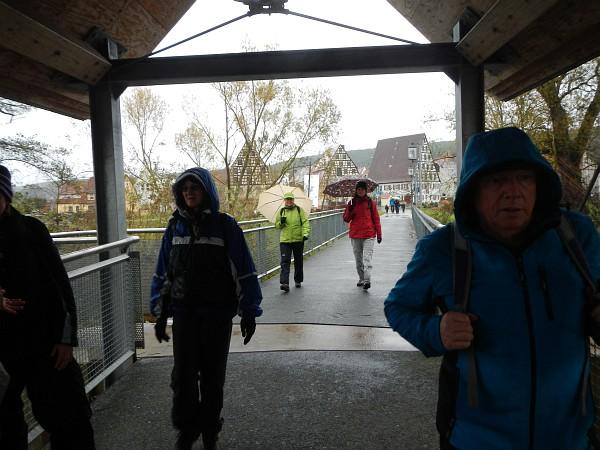 Spalt / Brücke über Fränkische Rezat