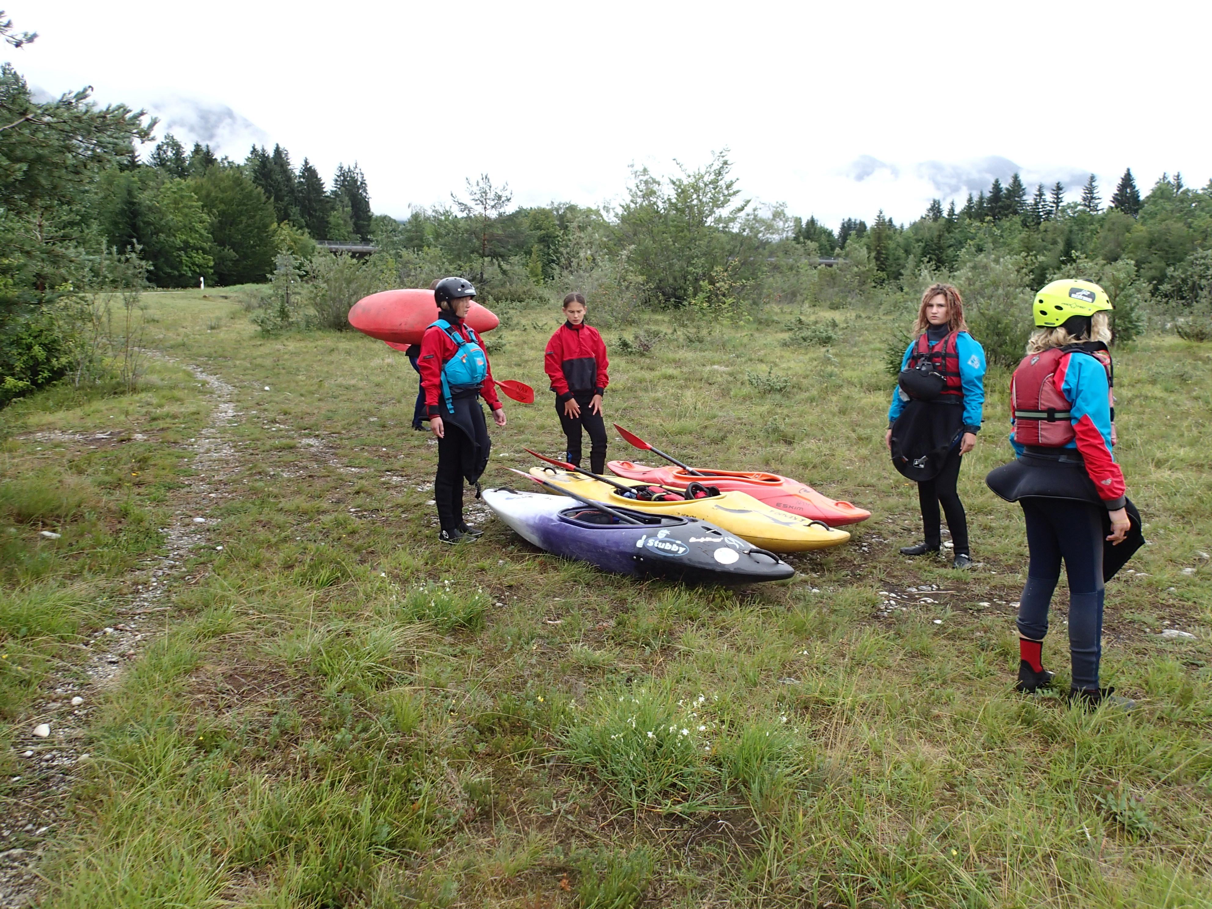 Wildwasser-Woche KVN Jugend 2019